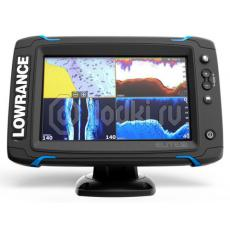 фото: Эхолот Lowrance Elite-7Ti Mid/High/TotalScan™