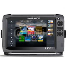 фото: Эхолот Lowrance HDS-9 Gen3 ROW  with StructureScan Transducer