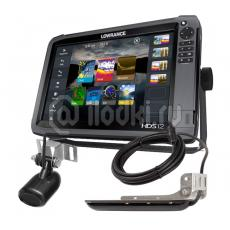 фото: Эхолот Lowrance HDS-12 Gen3 ROW with StructureScan Transducer