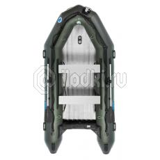 фото: ПВХ лодка Stormline Heavy Duty AIR LIGHT 380