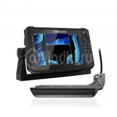 фото: Эхолот Lowrance  HDS-9 LIVE with Active Imaging 3-in-1 Transducer