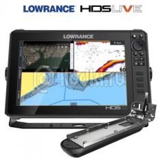фото: Эхолот Lowrance  HDS-12 LIVE no Transducer (ROW)